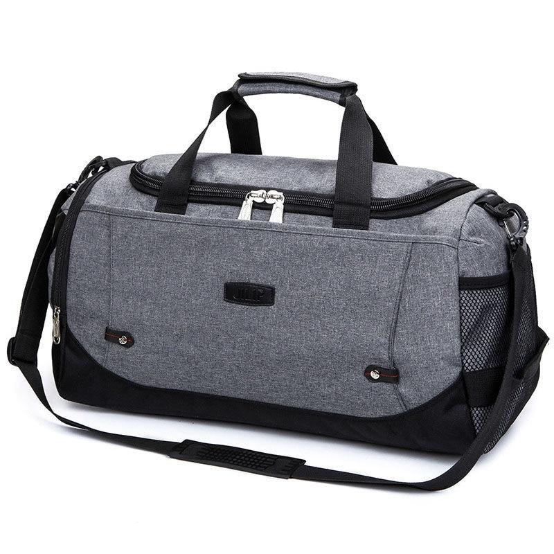 Unisex Gym Bag Travel Outdoor Shoulder Bags Handbag Tote Sports Bags Duffel Men Crossbody Large Clothes Storage Bag XA59WA