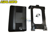 USE FIT FOR Passat B8 Tiguan MK2  INSTALL Dynaudio Amplifier mount cover Support bracket