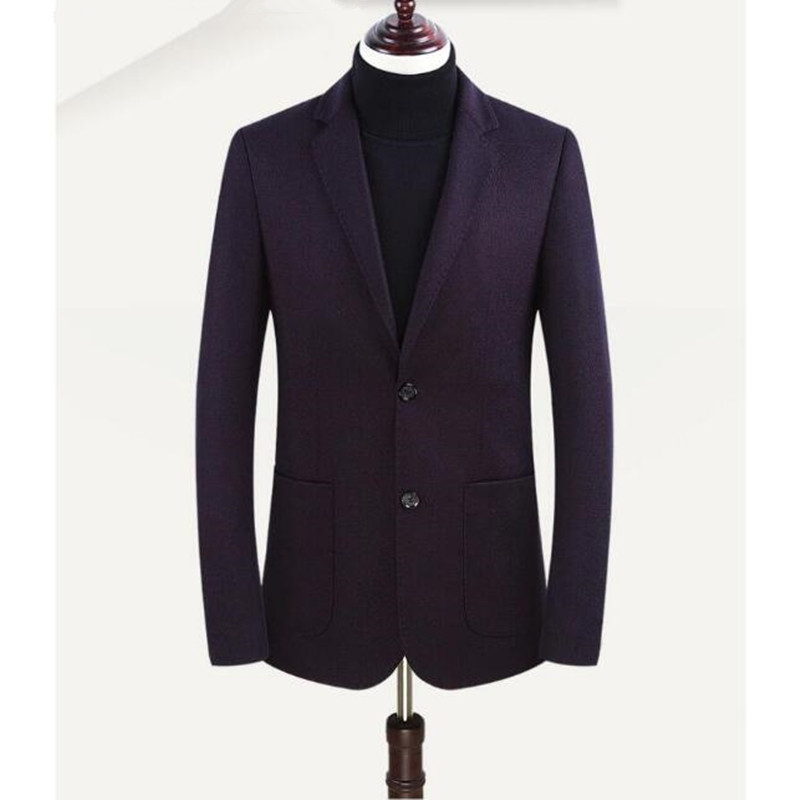 Winter cloth suit jacket two grain of buckle quality custom men's suit jacket lapel formal occasions warm suit jacket pure color alcohol concentration detector of liquor alcohol meter refractometer refractometer 0 80 page 7