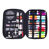 90 sets of multi-function sewing thread sewing thread stitch tool kit fabric button craft scissors travel sewing kit
