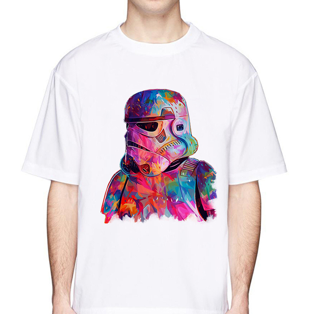Star Wars T Shirt Men Tee...