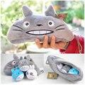 20 см мультфильм Тоторо бобовых плюшевые игрушки детей игрушки новый стиль тоторо подушка подушка ткань кукла подарок на день рождения большой кулон