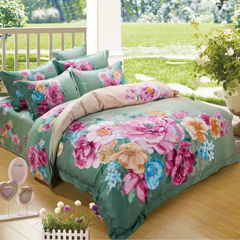 Delighful Colorful Bed Sheets T To Design Ideas