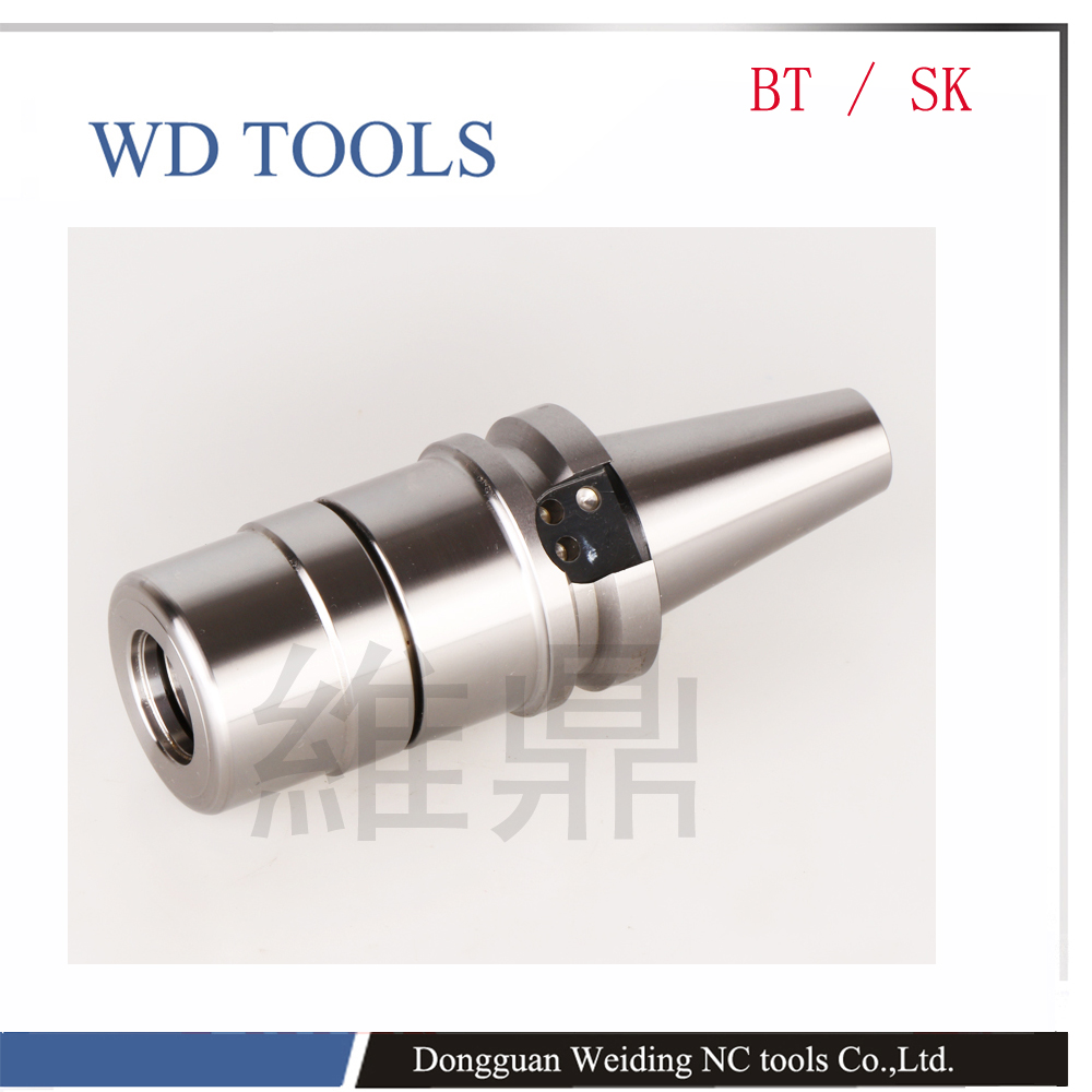ФОТО BT30-SK10-90 BT30 tool holder SK10 Tool Holders BT SK high Speed Collet Chuck Holder
