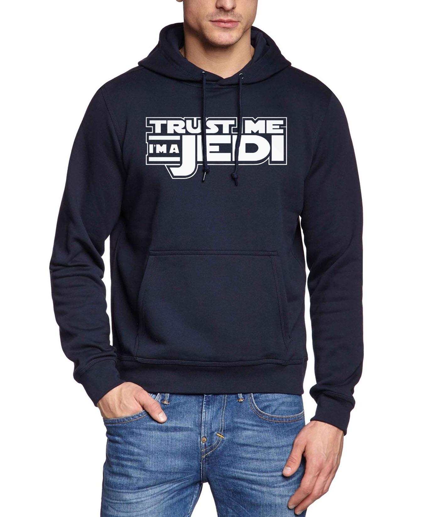 Fashion  star wars hip hop Men hoodies harajuku I'm a  printed harajuku streetwear brand tracksuit male kpop fleece sweatshirt