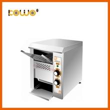 Ce 220 В электрический тостер хлеб машина нержавеющая сталь хлебобулочных конвейерных сэндвичница сэндвич-тостер гриль кухонный комбайн