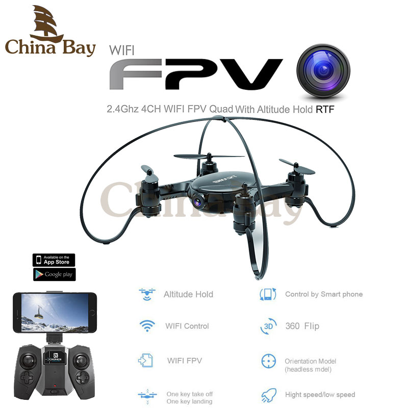Newest FY603 Mini Drone With WiFi FPV Camera 2 4GHz 4CH 6 axis Gyro Quadcopter Altitude