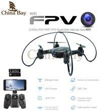 Новые FY603 мини Drone с Wi-Fi FPV Камера 2.4 ГГц 4CH 6-Axis гироскопа горючего высоты режим RC вертолет RTF VS H37 Дрон
