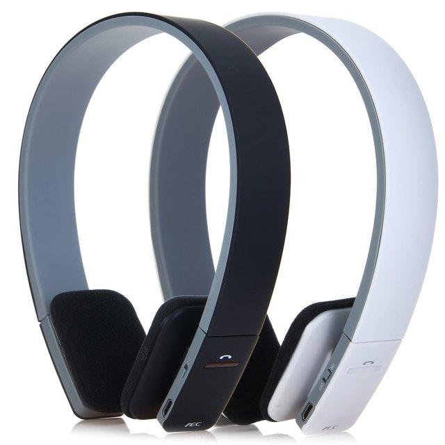 Aec bq-618 bq-618 sem fio bluetooth e edr fone de ouvido estéreo com microfone para iphone telefone
