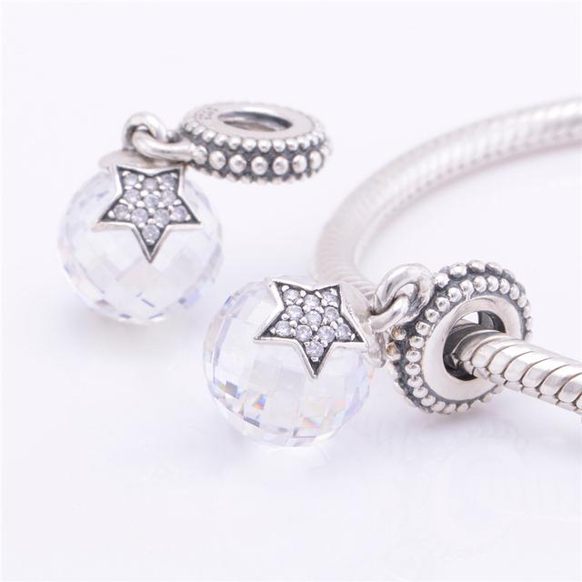 Star Crystal Charm