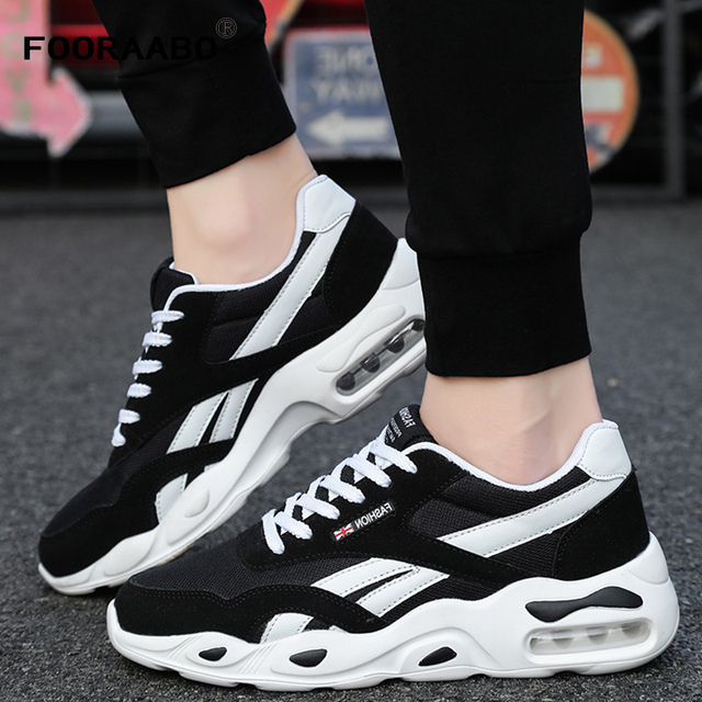 6b09a4ee34c Sapatos Homens Das Sapatilhas sapatos Masculinos Formadores Tenis Masculino  Adulto de Alta Qualidade Aumenta A Krasovki