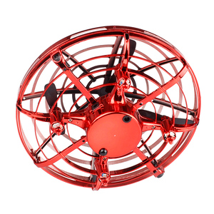 Image 5 - 2.4G Mini Drone RC Drone Headless Mode One Key Return RC Helicopter Four axis Aircraft Sensor Flying Saucer UFO Kids Outdoor Toy