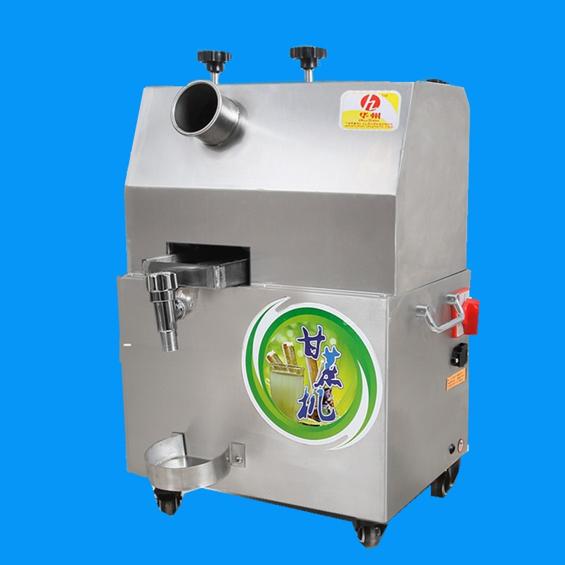 2017 commercial use electric Sugarcane Juicer Extractor Sugar Cane juice Machine Sugar juicing Machine with pure cone motor