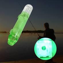 4 цвета мини подводная рыболовная лампа, светодиодный мигающий рыболовный светильник, приманки, рыболовные принадлежности