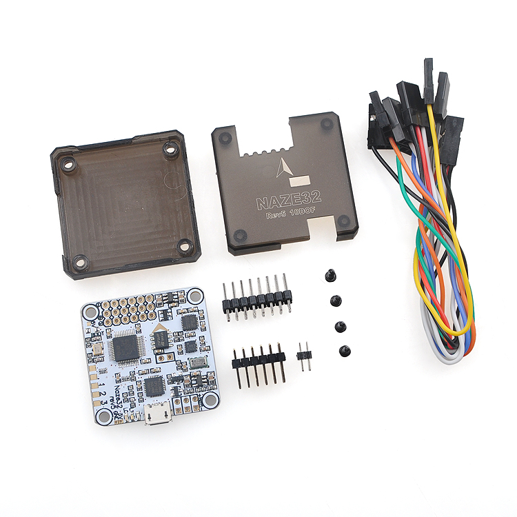 Acro Afro Naze32 Rev5 NAZER 32 10DOF Flight Control Board with Barometer & Compass & Protective case for FPV Multicopter acro afro mini naze32 nazer 32 10dof flight controller for fpv rc multirotors built in frsky telemetry converter sku 11845