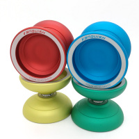 8S VANQUISH Alloy Metal YOYO Professional Yo Yo Copper Ring YoYo Unresponsive yoyos Compeition For Boys