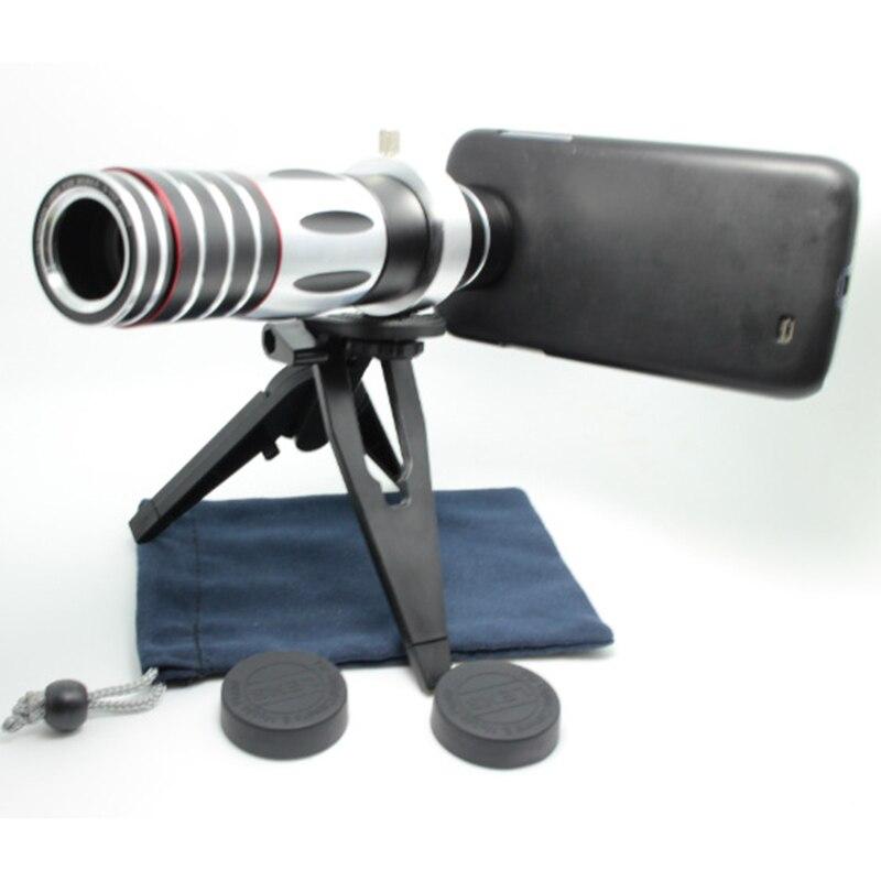 Nieuwe mobiele telefoon 5 15x Camera Zoom optische Telescoop telelens Voor apple iphone 4 5 5 S 6 plus VOOR SAMSUNG NOTE 2 3 4 S4 S5 - 2