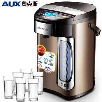 лучшая цена 5L Smart Touch Control Electric Kettle 6 Files Insulation Electric Thermos Multiple Protection Tea Pot Reservation