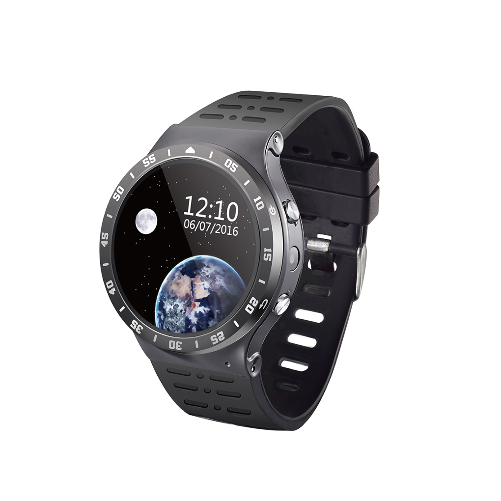S99A 1.33 inch Touch Screen 3G-talk Smart Watch Phone Bluetooth 4.0 Android 5.1 Heart Rate Monitoring SIM Card Smart Watch