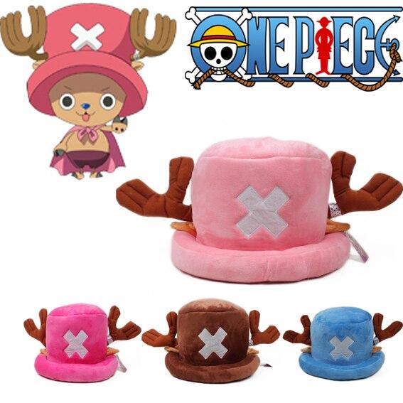Kostenloser Versand One Piece Tony Chopper Zwei jahren Hut Cosplay Zubehör ed552741d0d