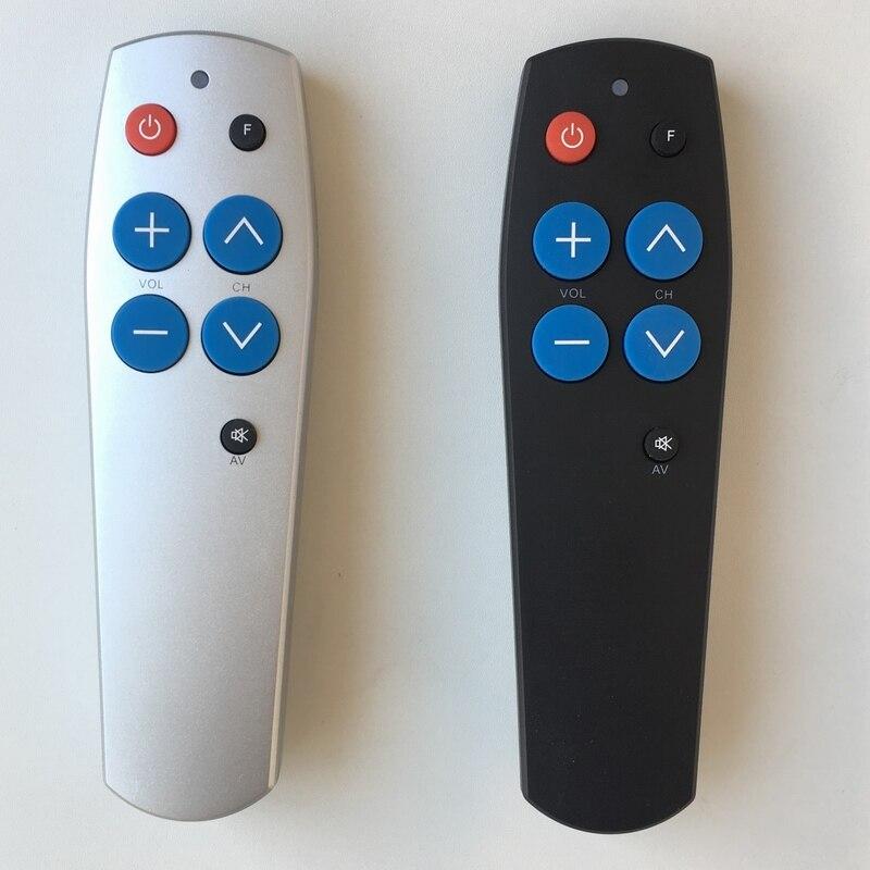 Universel apprendre télécommande pour TV STB DVD BOX, 7 clés contrôleur intelligent copier le code et travailler pour DVB Hifi récepteur de TV-BOX