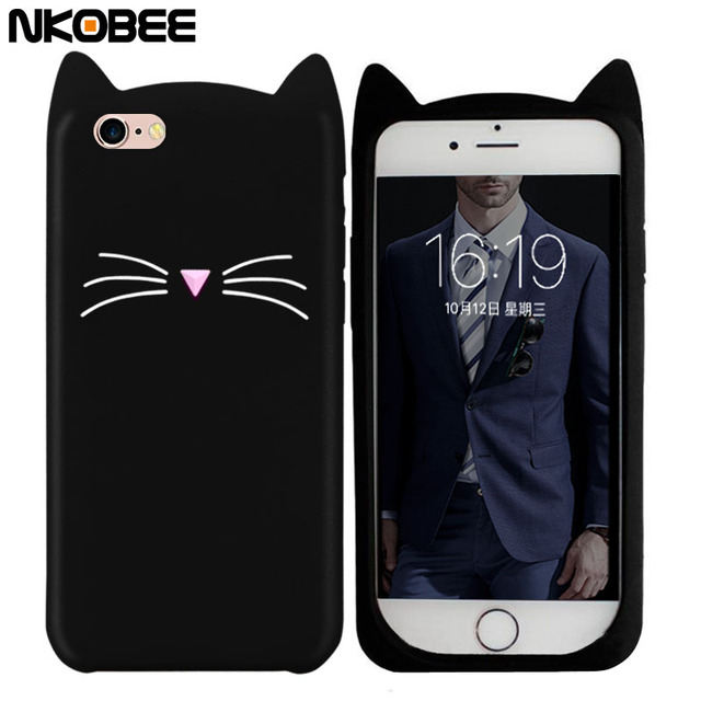 coque cat iphone 6
