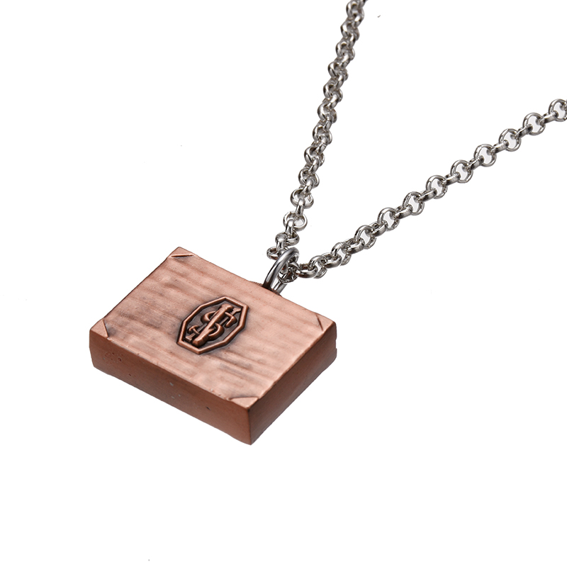 Movie Fantastic Beasts and Where to Find Alloy Pendant Them Magical Congpess of Tbflinited Statesd Necklaces Gift