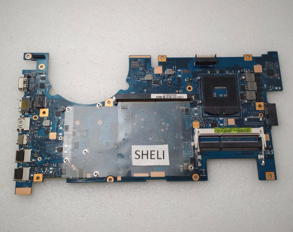 SHELI 60-NLEMB1001-C03 69N0NQM10C03 REV2.0 For Asus G75VX Motherboard with 3D image