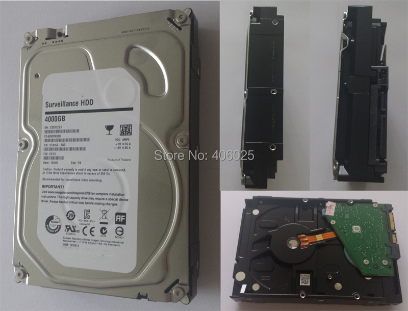 Internal Hard Disk 1TB Special Security HDD Hard Drive 1000GB HDD SATA Hard Disk Harddrive Harddisk for CCTV DVR NVR Camera Sets for lenovo ideapad g700 g710 g780 g770 17 3 inch laptop 2nd hdd 1tb 1 tb sata 3 second hard disk enclosure dvd optical drive bay