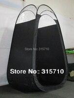 5 stks/1 partij! Direct fabriek prijs Spray Tanning pop up tent met PVC dak/top kwaliteit populaire in Europese & Amerikaanse markt