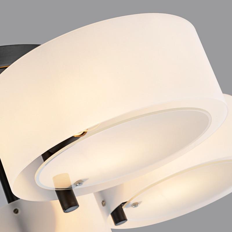 Trazos Μοντέρνα Led Φωτιστικά Οροφής - Εσωτερικός φωτισμός - Φωτογραφία 5