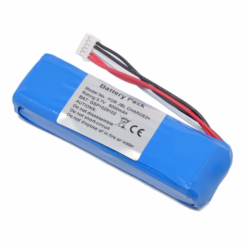 High Quality For JBL Charge2+ Battery   Replacement For JBL Charge2+ Bluetooth Wireless Speaker Battery