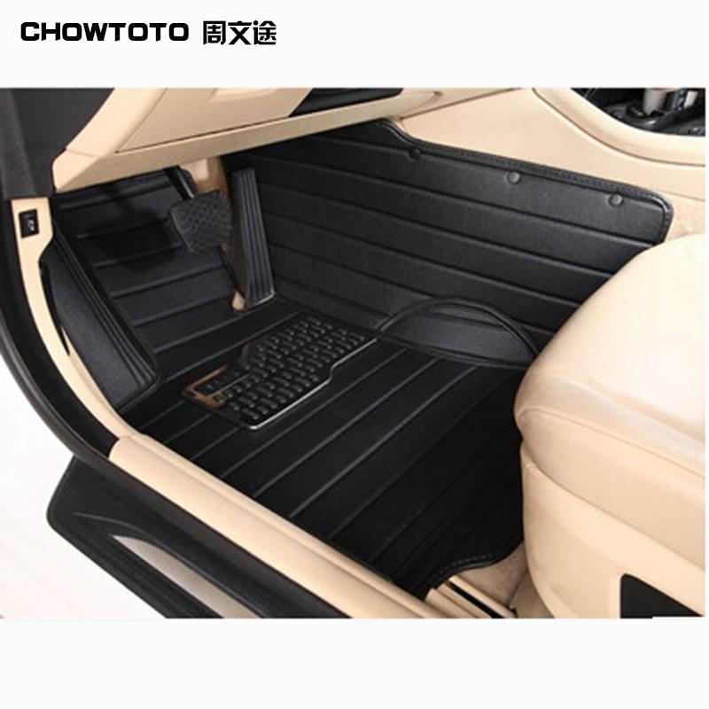 CHOWTOTO AA Special <font><b>Floor</b></font> Mats For <font><b>Ford</b></font> Kuga/<font><b>Escape</b></font> Wear-resisting Carpets For Kuga/<font><b>Escape</b></font>