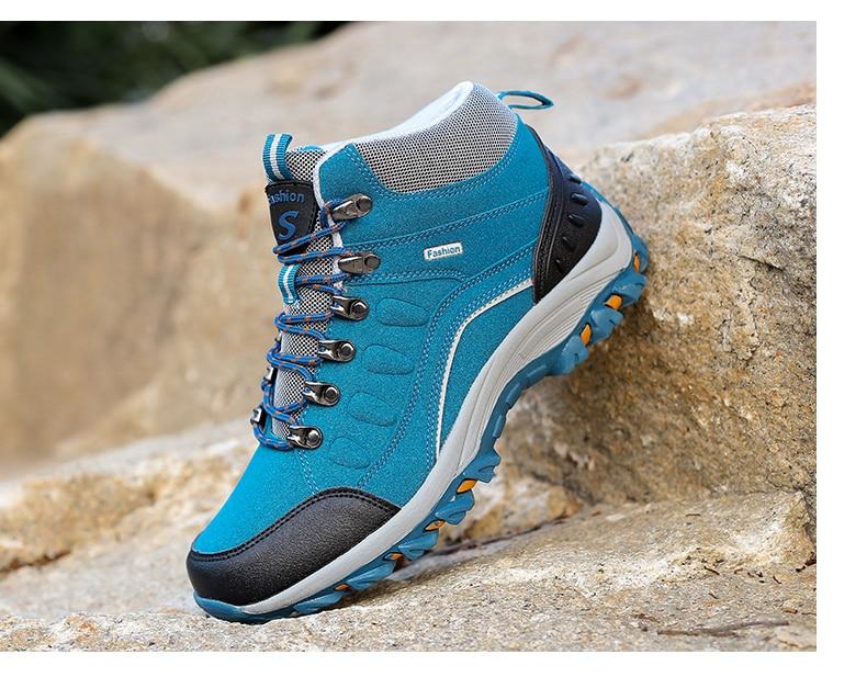 Calçados para caminhada
