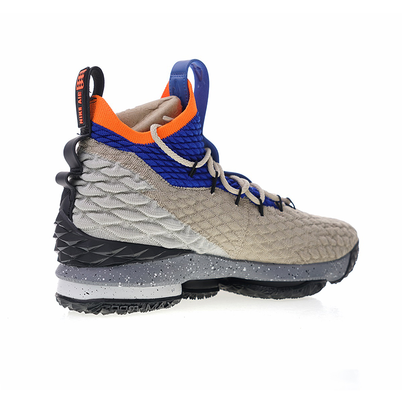 a6f8b7f5f841 Original New Arrival Authentic Nike Lebron XV KSA Men s Comfortable  Basketball Shoes Sport Outdoor Sneakers AR4831 900-in Basketball Shoes from  Sports ...