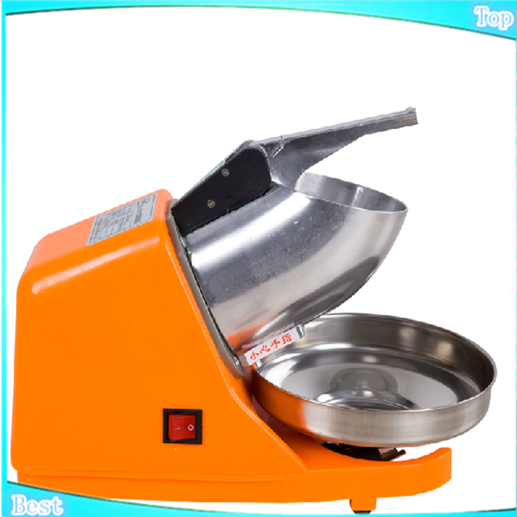 commercia Ice Shaver machine ,Electric Ice Crusher Machine,mute ice shaving machine,Ice Drink Blender for milktea shop
