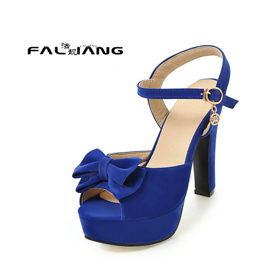 ФОТО  Big Size 11 12 13 14  The ankle strap  Waterproof table Normal siz women's sandals women's shoes woman for women platform shoes