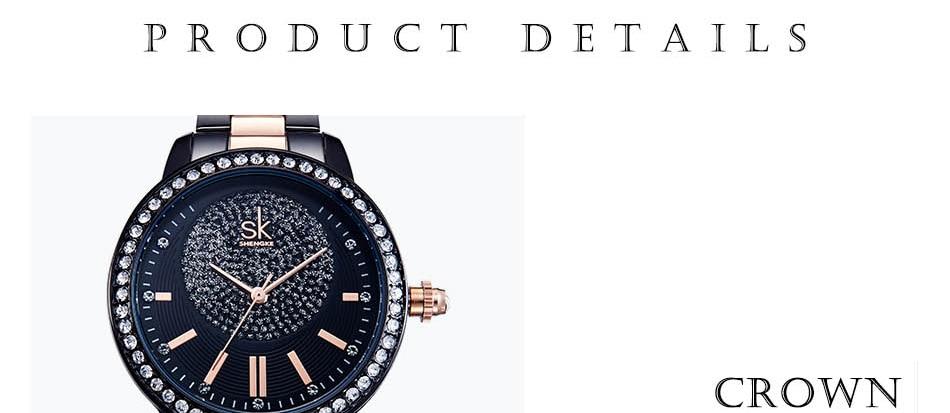 HTB19FyLcbGYBuNjy0Foq6AiBFXaa Shengke Rose Gold Watch Women Quartz Watches Ladies Brand Crystal Luxury Female Wrist Watch Girl Clock Relogio Feminino