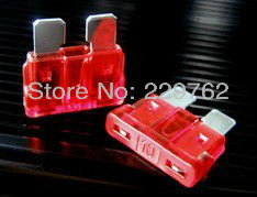 online buy whole blade fuse box from blade fuse box shipping 100pcs lot automotive car blade fuse box suv truck car fuses 10a medium