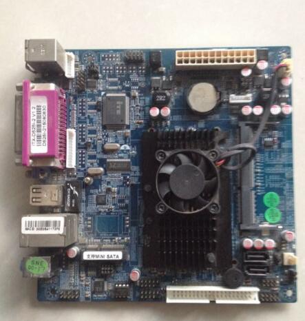 ITX-D525I-2 V1.2 PC Pos Board D525 IPC  Well Tested Working