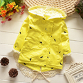 casaco infantil baby coat outwear roupa infantil feminina cute baby jacket infant girl hoody cardigan trench coat wholesale