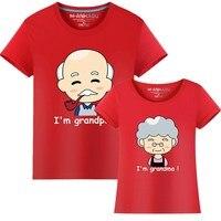 Phong Cách mùa hè Mẹ và Con Gái Cha và Con Trai Quần Áo Mommy And Me Quần Áo Gia Đình Phù Hợp Với T shirts Chất Lượng Bông
