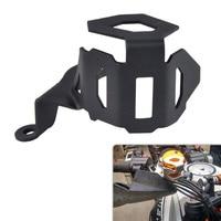 Motorcycle Front Brake Fluid Reservoir Guard Protector Cover For KTM 1050 1190 1290 Adventure R Super Adventure ADV
