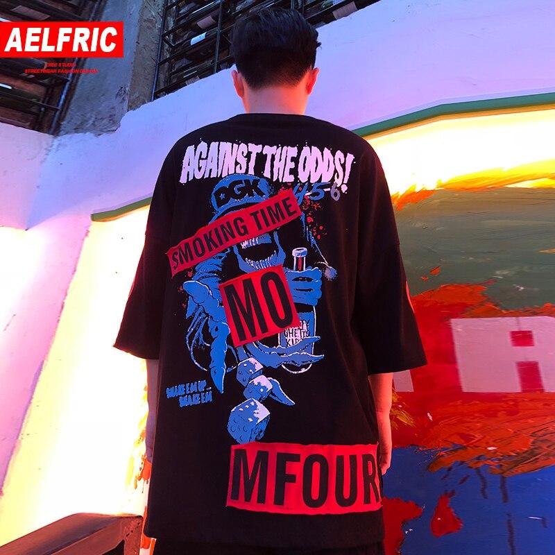 MANNAN 2018 Autumn Hip Hip Pant Star Print Men Harajuku Sweatpant Streetwear Joggers Fashion Casual Track