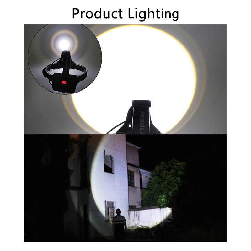 Litwod Z90 2808 32W puce XHP70 haute puissance Led phare 42920lum puissant phare lampe de poche lampe torche zoom tête lumière