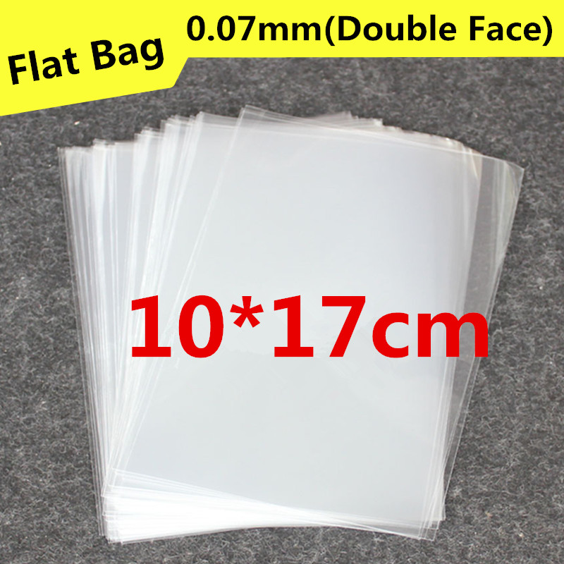 1000pcs/lot 10*17cm Small Long Plastic Food Clear Cellophane Cake Pop OPP Bags Lollipop Bakery Gift Cookie Packaging Packing-in Storage Bags from Home & Garden    1