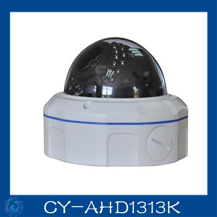 AHD camera 1.0MP metal dome cameras 2.8-12mm lens camera waterproof night vision IR cut filter 14 Surveillance home.CY-AHD1313K