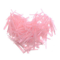 10Pcs Invisible Fiber Double Side Adhesive Eyelid Stickers Technical Eye Tapes Stretch Fiber adhesive medical Eye Tapes