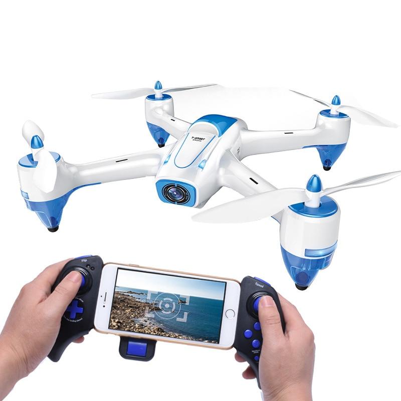 Professionnel rc hélicoptère XBM-55 wifi fpv RC drone 2.4g 4ch photographie aérienne fpv racing drone avec 2.0mp caméra vs x4 H107C