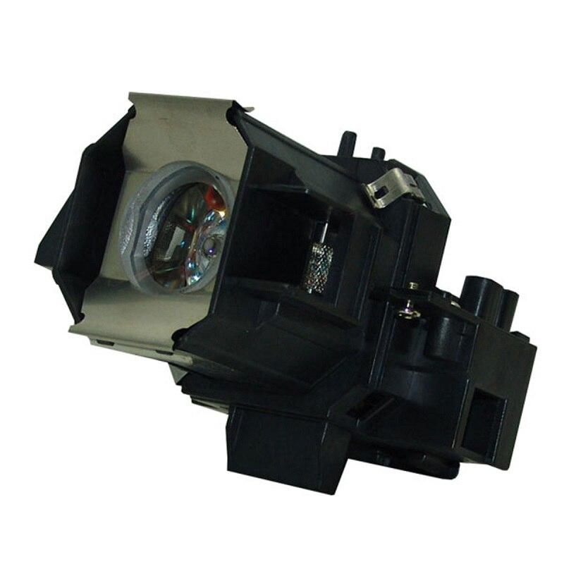 Высокое качество лампы проектора ELPLP39/V13H010L39 с Корпус для проектора EPSON EMP TW1000/EMP TW2000/EMP TW700/ EMP tw980